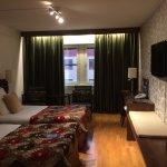 Large doubleroom on top floor
