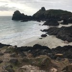 We had a fabulous time visiting Kynance Cove while on our honeymoon. We fell in love with this p