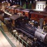 The big train room
