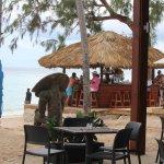 Excellent beach bar