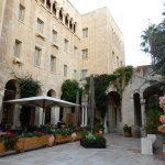 Photo de Jerusalem International YMCA, Three Arches Hotel