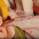 Crab Legs and Shrimp