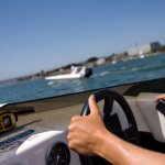 Navigate and captain your own speedboat today!