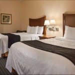 Traveling with friends and family? Our Double Queen rooms are just what you need!
