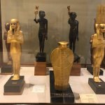 From the Egyptian Museum