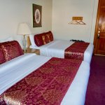 Come stay in our relaxing Double Queen Room