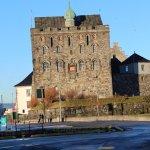 Rosenkranzt tower from the pier