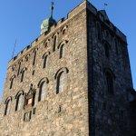 Rosenkranzt tower before restauration
