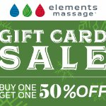 Our Best Offer for the Holidays! Gift Card Buy One Get one 50% Off
