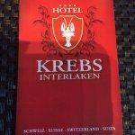 Foto de Terrace Restaurant - Krebs Hotel