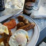 €2 breakfast