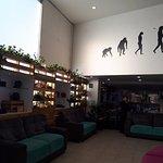 Lobby del hotel 3