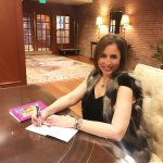 VIP book signing for Grace is Born for Sparkle Press LLC at the magnificent  Inn at Henderson's