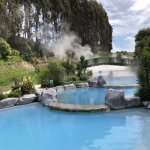 Gorgeous Steam Pools