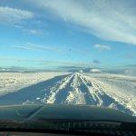 Off-roading on the road to Thingvellir Glacier.
