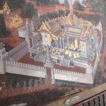 Thai version on Ramayana chronicled beautifully as murals