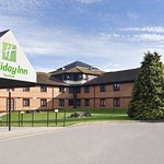 Hotel Exterior  - A Warm Welcome awaits at The Holiday Inn Taunton