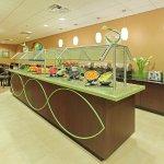 AV8 Cafe is open every morning for breakfast.