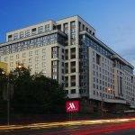 Moscow Marriott Hotel Novy Arbat