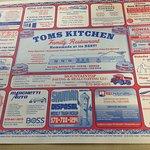 Tom's Kktchen, Sugarloaf