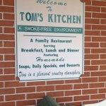 Tom's Kitchen, Sugarloaf