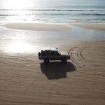 Photo of Fraser Magic 4WD Hire
