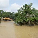 Lake at Tu Ducs burrial site