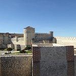 Castillo desde las murallas