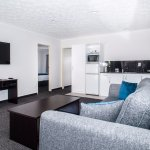 One Bedroom Unit with separate living area