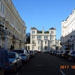 Otra vista calle Stanley Gardens
