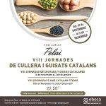 VII JORNADAS DE CUCHARA Y GUISOS CATALANES