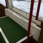 Flop Tour auf dem Boot