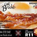 Cafe Brule resmi