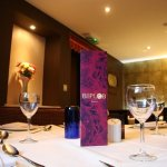 Enjoy the great food and service in the beautiful restaurant