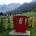 Old Cable Car Cabin