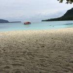 Island Paradise -Champagne Beach Vanuatu