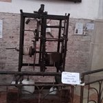 Clock dating back to 1560