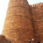 Photo de Fort rouge d'Āgrā
