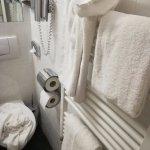 Fehlende Handtuch haken