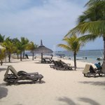Photo de Victoria Beachcomber Resort & Spa