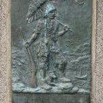The Robinson Crusoe plaque