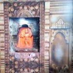 Kalbhirav in Saptashrungi temple