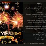 New Year's Eve Party 2018 at Aubergine Powerd by DJ Music