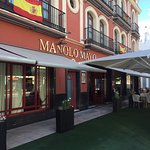 Restaurante Manolo Mayo照片