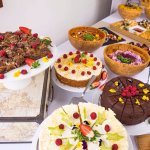 Selection from one of our buffets
