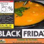 Vem aí a melhor Black Friday de Frutos do Mar! 😍 Não vai perder, né?! #vemprotiapenha