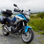 Stunning countryside on tour with Belfast Motorcycle Rentals.