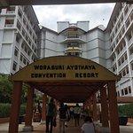 Woraburi Ayothaya Convention Resort resmi
