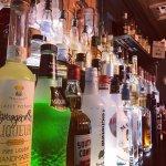 Huge Range of Spirits on the Backbar
