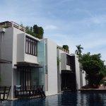 露天海水度假酒店照片